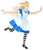 Running Alice