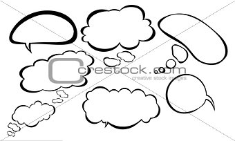 Group speech bubble