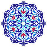 version artistic ottoman pattern series ninety one
