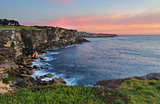 North Coogee headland at sunrise
