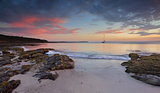 Jervis Bay at dusk