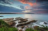 Sunset Sapphire Coast