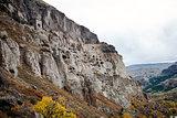 Vardzia cave city monastery