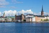 View of Riddarholmen, Stockholm