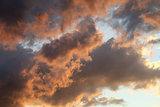 Photo of beautiful clouds