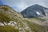 amazing view towards Vihren Peak, Pirin Mountain