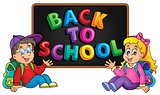 Back to school thematic image 8