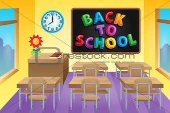 Classroom theme image 4