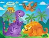 Dinosaur theme image 6