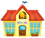 School building theme image 1
