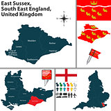 East Sussex, South East England, UK