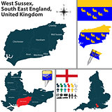 West Sussex, South East England, UK