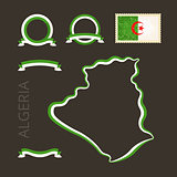 Colors of Algeria
