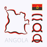 Colors of Angola