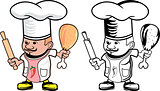 Chef cook