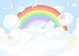 Rainbow Sky