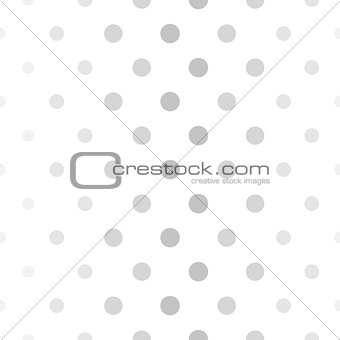 Abstract dotted gray and white pattern