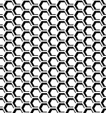 Seamless honeycomb  pattern.
