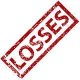 Losses rubber stamp