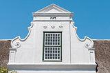 Cape Dutch architectural style