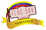 Venezuela's National Day - Flag Day