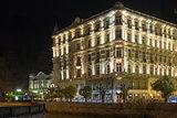 Grandhotel Pupp,Karlovy Vary; Czech republic
