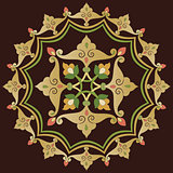 twelve series designed from the ottoman pattern