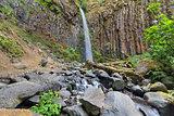 Dry Creek Falls in Columbia River Gorge