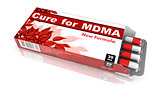 Cure for MDMA - Blister Pack Tablets.
