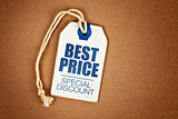 Best Price Special Discount Vintage Tag Label