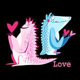 funny monster lovers
