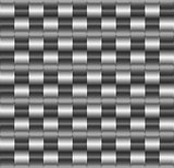 Optical illusion abstract background