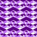 geometric texture in op art design