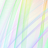 abstract grid lines, vector
