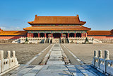 Taihemen Gate Of Supreme Harmony Forbidden City