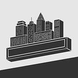 Vector Emblem City