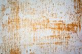 rusty steel plate