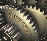 Gears Support
