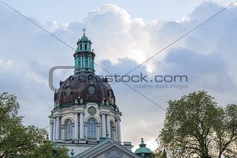 Old Swedish Church (Gustav Vasa)