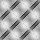 Design seamless square diamond pattern