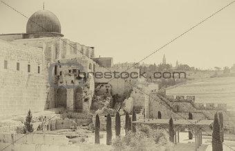 Al-Aqsa Mosque of Omar