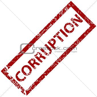 Corruption rubber stamp