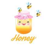 merry Bank honey
