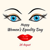 Happy Womens Equality Day
