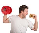 Weights vs sandwich