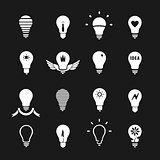 Set of Symbols Lamp