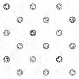 zodiac grungy sparse pattern