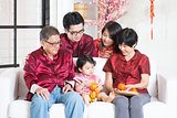 Celebrate Chinese New Year with family