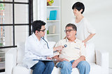 Senior people healthcare concept