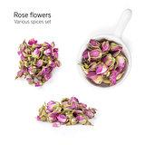 Rose flowers spice